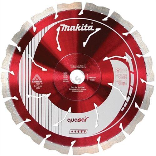 Makita 230mm gyémánt vágókorong QUASAR 3DDG szegmentált