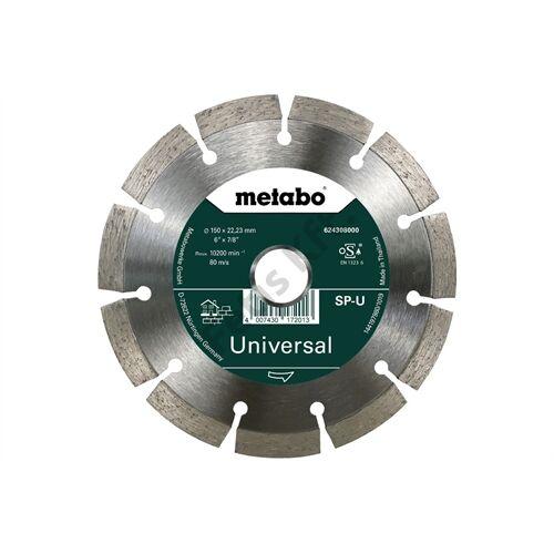 Metabo gyémánt vágókorong 150x22.23mm SP-U