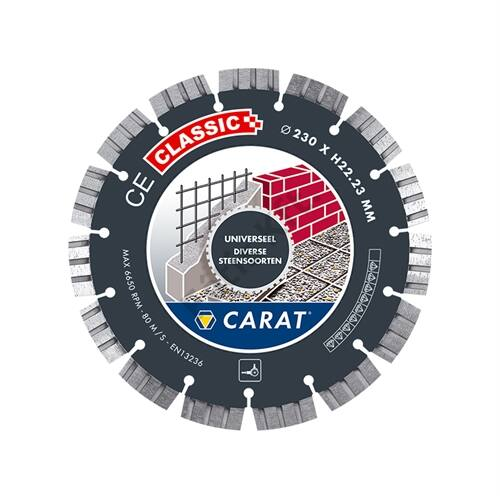 Carat gyémánt vágókorong 180x22.23mm