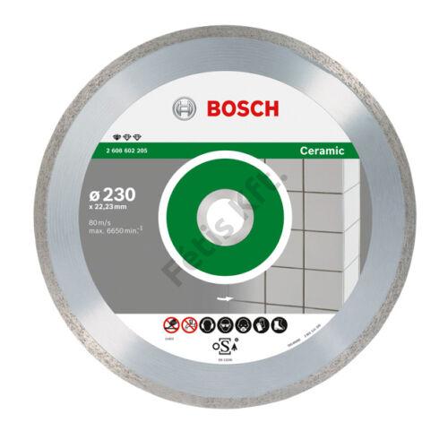Bosch vágókorong, gyémánt 230 FPE