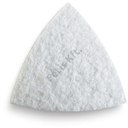Fein polírozó filcpárna: 80 mm 5db