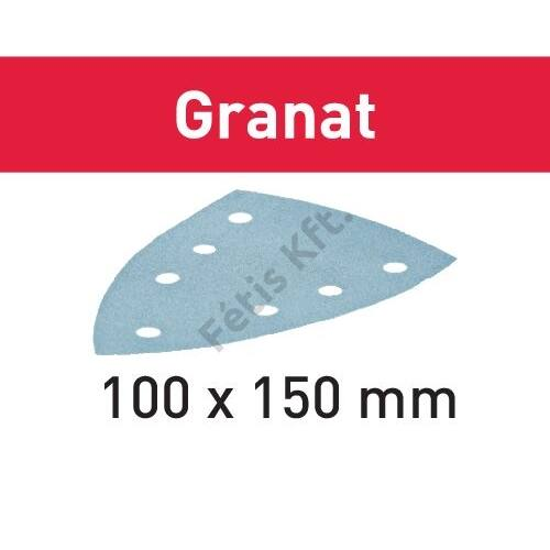 Festool csiszolólapok Granat STF DELTA/7 P220 GR/100 (100db/karton)