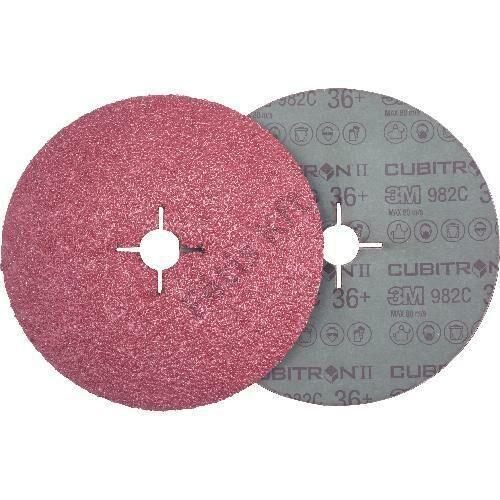 3M fiber csiszolótárcsa Cubitron II 982C115mm P80