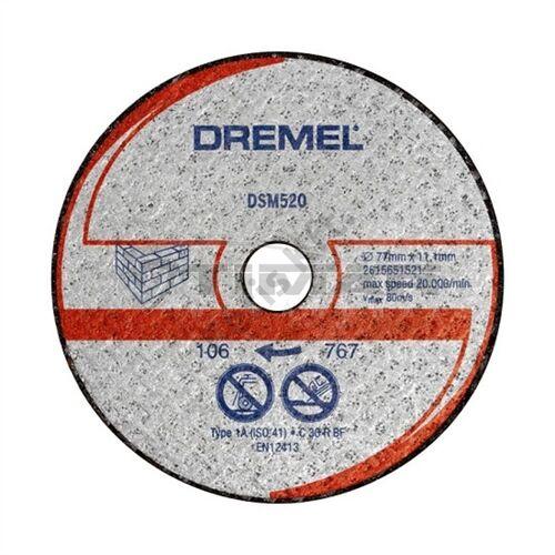 Dremel DSM20 falazat vágókorong (DSM520)