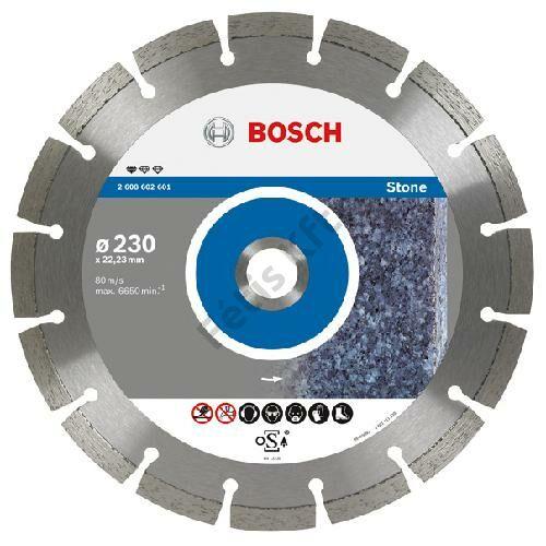 Bosch vágókorong, gyémánt 230 kő PROFESSIONAL
