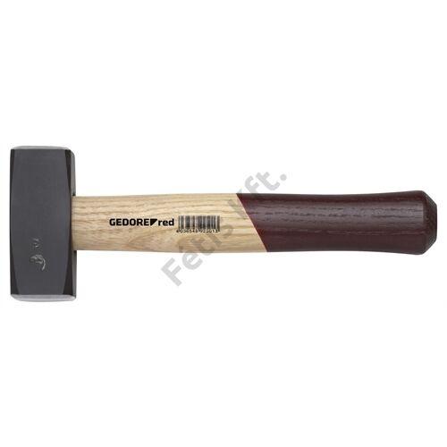 GedoreRed ráverő kalapács 1000g kőrisfa nyél R92200040