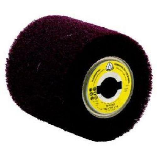 Klingspor szatináló vlies henger NFW600 finom 100x100x19mm