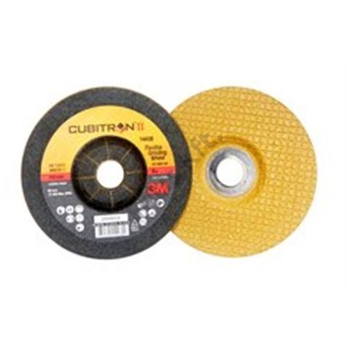 3M Cubitron II rugalmas tisztítókorong, T27 süllyesztett, 115 mm x 3 mm x 22.23 mm, 36+