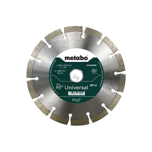 Metabo gyémánt vágókorong 180x22.23mm SP-U