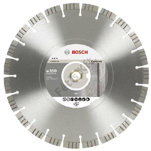 Bosch vágókorong, gyémánt 350x20/25.4mm beton