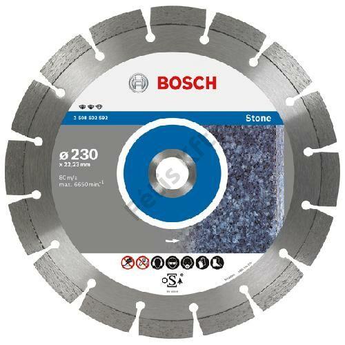 Bosch vágókorong, gyémánt 230 kő EXPERT