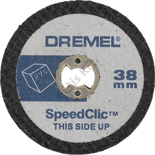 Dremel EZ SpeedClic: műanyag vágókorongok. (SC476)