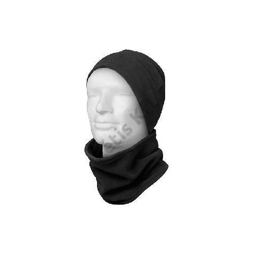 Format kámzsa KEDRO - fekete