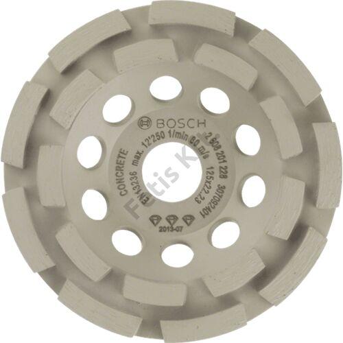 Bosch gyémánt fazékkorong 180 x 22 mm Best for Concrete