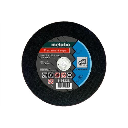 Metabo vágókorong Flexiamant super 400x3.0x25.4 acél, TF 41
