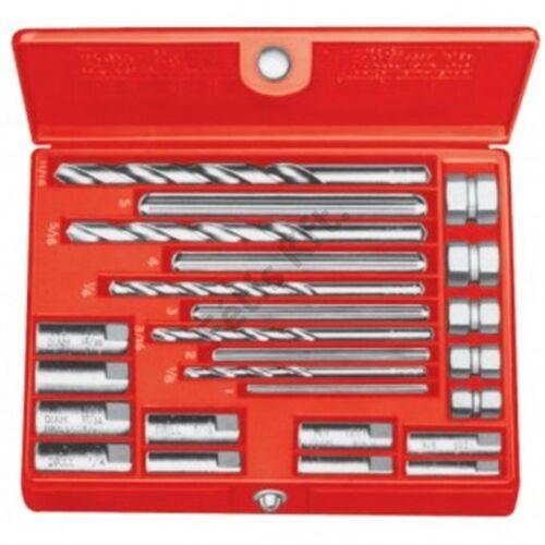 Ridgid törtcsavar kihajtó készlet 6-13 mm