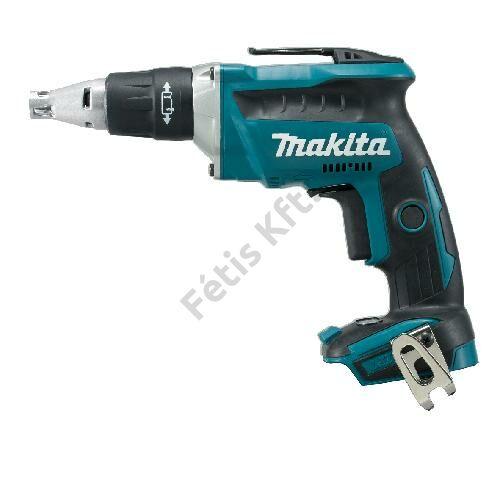 Makita DFS452Z akkus csavarbehajtó alapgép akku és töltő nélkül