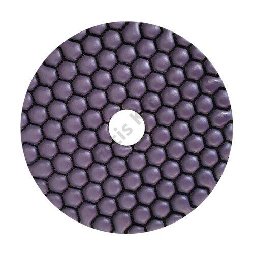 Carat polírozókorong 125mm P400 kő