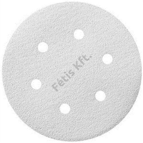 Makita Excenterpapír tépőz. fehér 125mm K120 50db