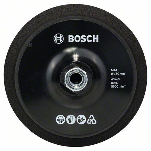 Bosch polírozótányér 150 mm M14