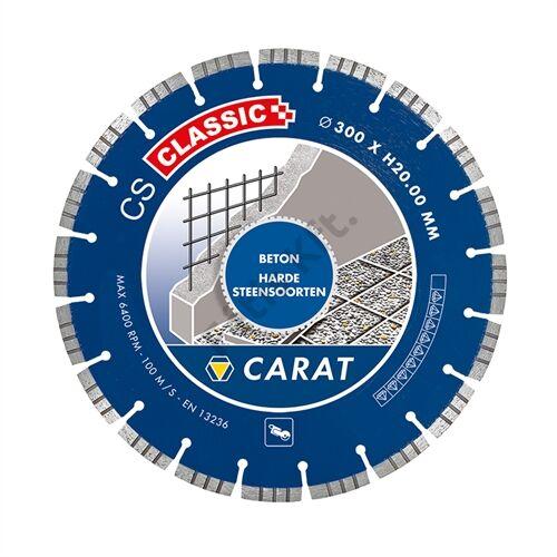 Carat gyémánt vágókorong 300x20mm beton