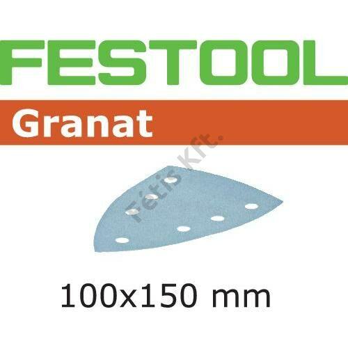 Festool csiszolólapok Granat STF DELTA/7 P120 GR/100 (100db/karton)