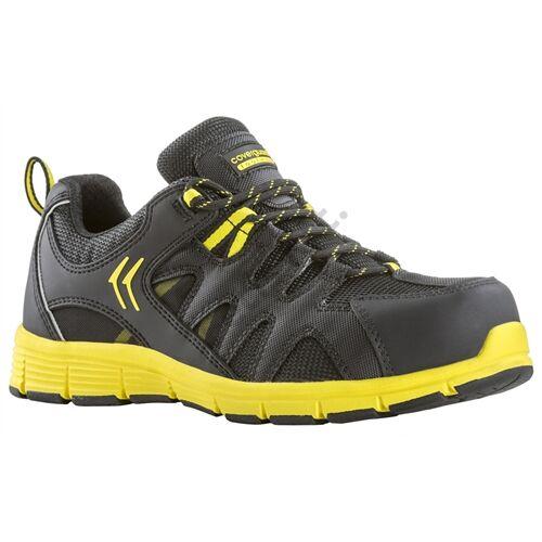 MOVE LEMON cipő S3 SRA sárga aluminium lábujjvédő 42