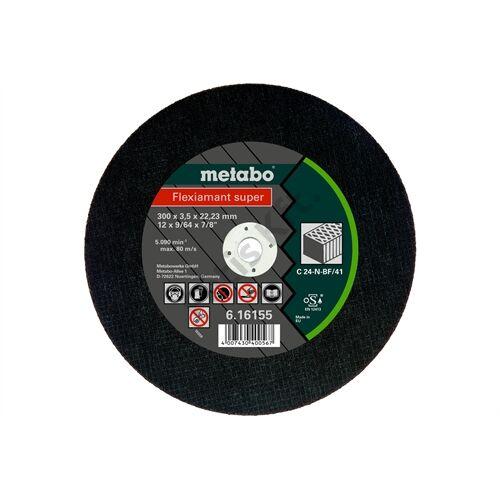 Metabo vágókorong Flexiamant super 300x3.5x22.23 kő, TF 41