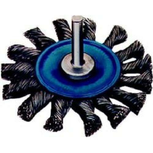 Format csapos körkefe fonott acéldrót 75mm