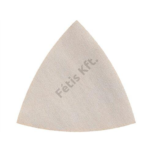 Fein tépőzáras delta csiszolópapír K400 extra puha 50db/csomag