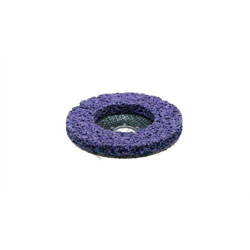 Makita tisztítótárcsa lila üvegszálas 115mm