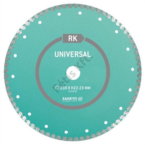 Sankyo gyémánt vágókorong 115x22.23mm