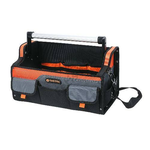 Tactix nyitott szerszámos táska 54X50X48 cm