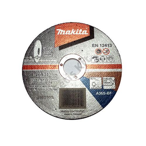 Makita vágókorong INOX 125x1.2mm A60T