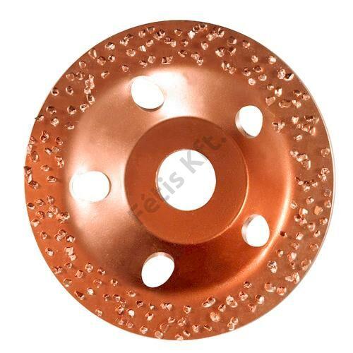 Bosch csiszolókorong íves 115 finom
