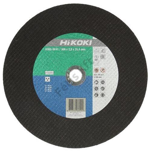Hitachi-Hikoki vágókorong fémhez 300x2.8x25.4mm