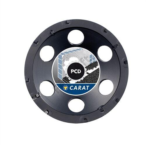 Carat gyémánt csiszolókorong 180x22.2mm PCD beton