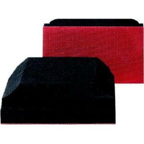 Klingspor csiszolóhasáb, tépőzáras 118x68x40mm