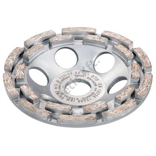 Metabo gyémánt csiszolókorong, 125 mm beton classic