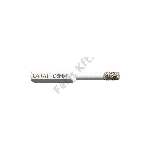 Carat gyémántfúró 6x30mm száraz