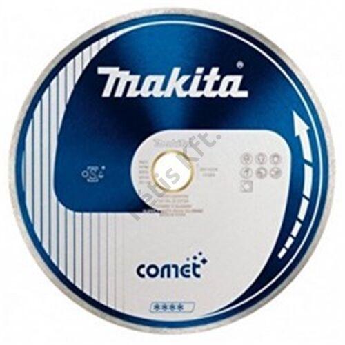 Makita 115mm gyémánt vágókorong COMET TURBO