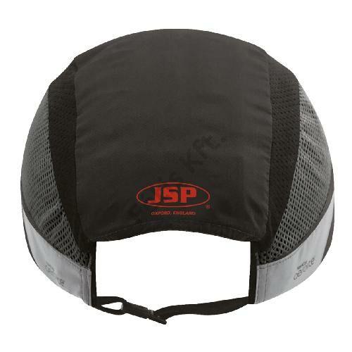JSP HARDCAP AEROLITE 2.5 cm bizt fekete