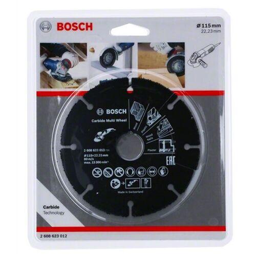 Bosch multi vágókorong 115mm