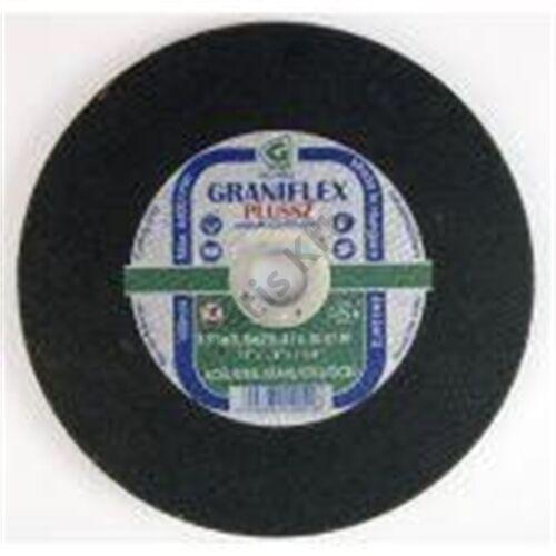 Gránit vágókorong 355x3.5x25.4 1A24S7BF 100m/s (Graniflex Plussz)